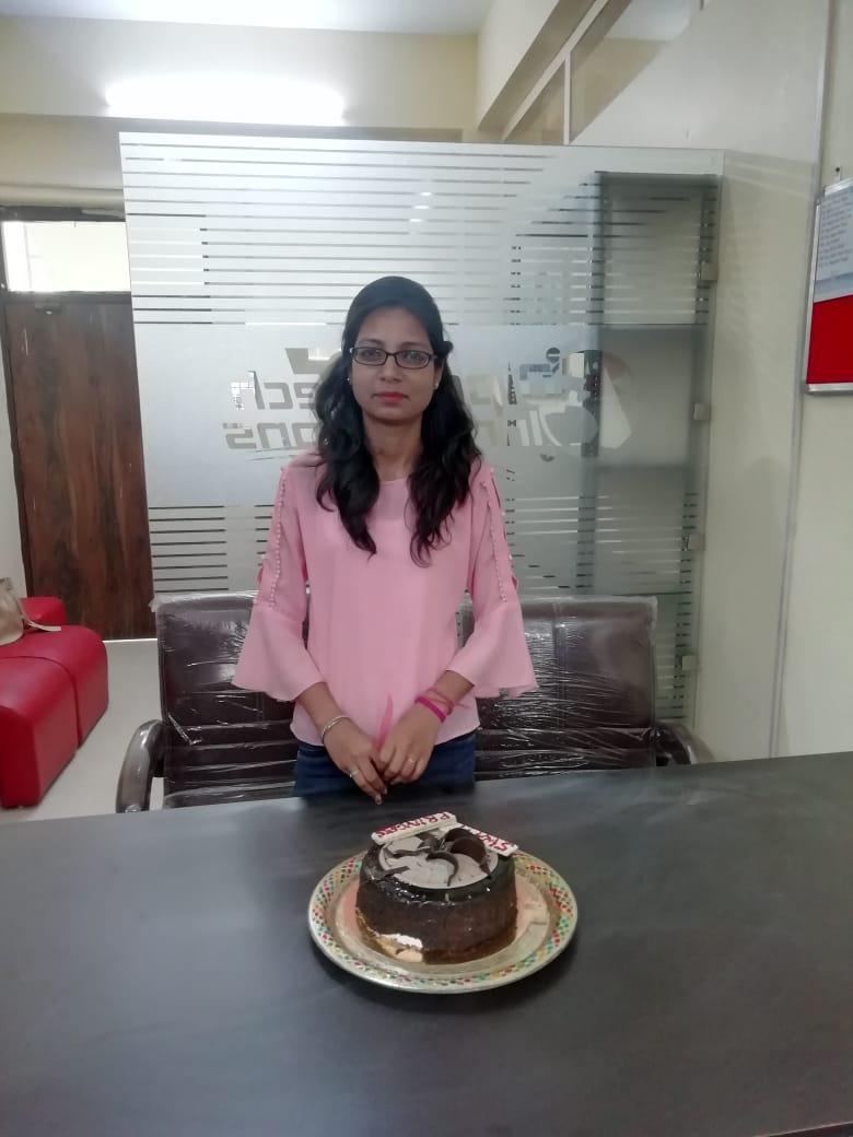 Swati birthday celebration 2019