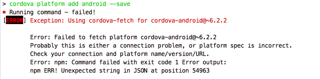 cordova-cannot-fetch-android