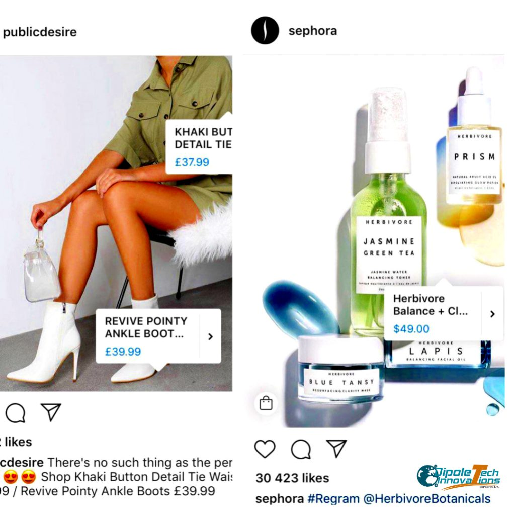 Facebook & Instagram Launches New Shopping Audiences and Product Tag Ads